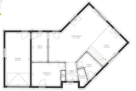 plan maison en v 130 m2 44 messages