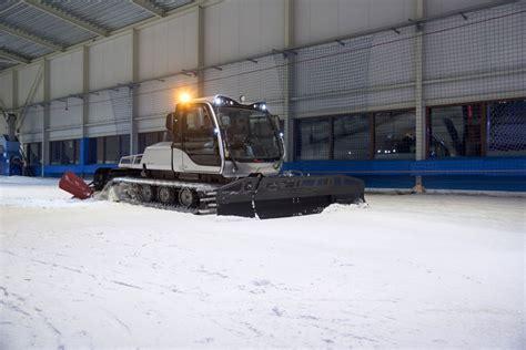 pistes de ski en salle prinoth corporate