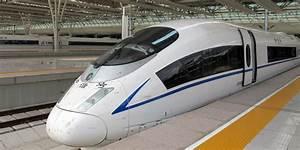 China Says It Wants To Build Massive Railway To America ...