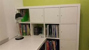 Kallax Ikea Regal : ikea raumteiler regal mit schreibtisch ~ Markanthonyermac.com Haus und Dekorationen