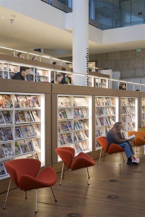 gallery of library amsterdam jo coenen co architekten 5