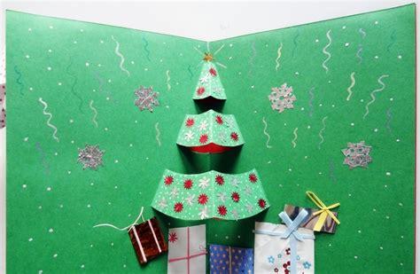 Pop-up Weihnachtskarten Selbst Gestalten Und Dekorieren