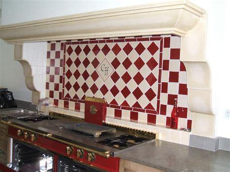 cuisine carrelage mural cuisine carreaux et faience artisanaux pour cuisine carrelage mural