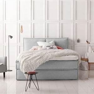 Boxspring Bett Landhausstil : boxspringbetten betten mit hohem schlafkomfort living at home ~ Markanthonyermac.com Haus und Dekorationen