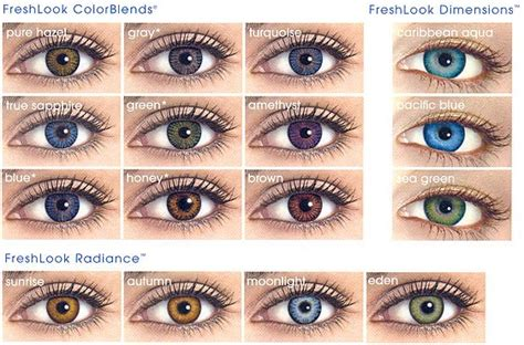 Prescription Contacts Halloween Uk by Color Contacts
