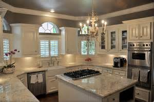wood floor white gray granite white cabinets backsplash we how to do it