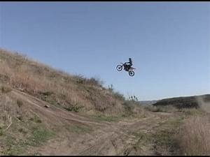 Simi Valley Dirt Bike Jumps - YouTube