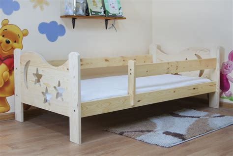 camilla 140x70 toddler bed made 100 from pinewood