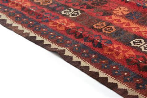 tapis kilim afghan 294 x 190 cm trendcarpet fr