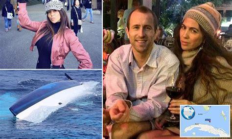 Catamaran Accident In Bahamas by Florida Newlywed 41 Is Missing At Sea After A Catamaran