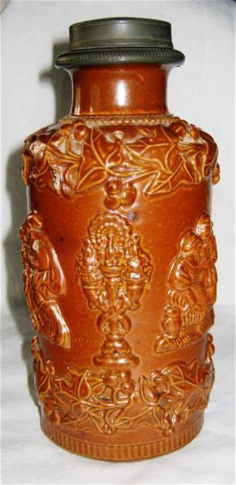 ancien pot 224 tabac en gr 232 s de beauvaisis bouchons en 233 tain 1096 chinons fr brocante en ligne