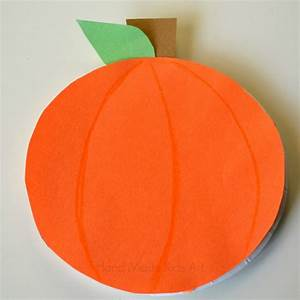 How to Make 3 Easy Paper Plate Pumpkins - Kids STEAM Lab