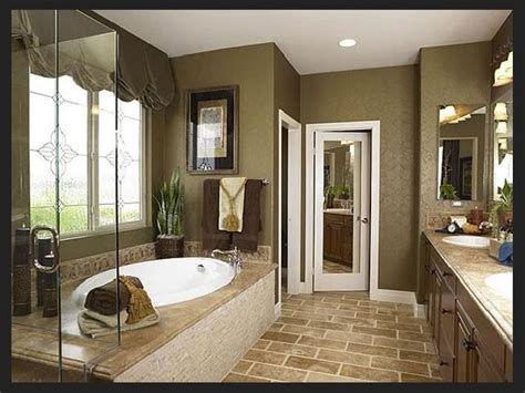 perfectly luxurious master bathroom ideas