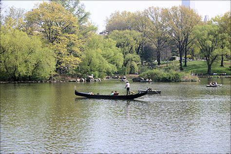 Roeien Central Park by Reisverslag Stedenreis New York Vs Reisverhaal Foto S