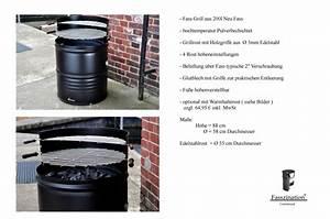 Maße 200 L Fass : grill fassgrill 200 liter neu fass holzkohlegrill bbq edelstahl rost schwarz ebay ~ Markanthonyermac.com Haus und Dekorationen