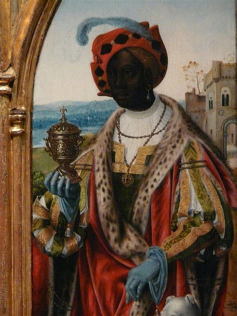 Moors, Saints, Knights And Kings The African Presence In