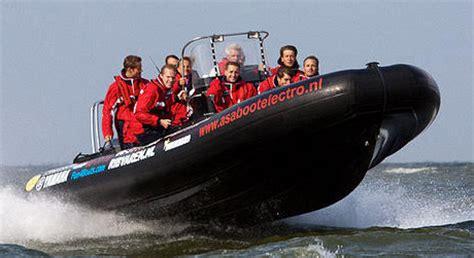 Speedboot Varen Rotterdam by Nautisch Evenement Rotterdam Bedrijfsevenementen Muiden