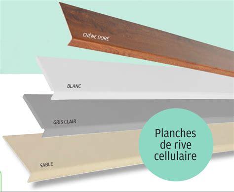 les bardages clins vinyl pvc planches de rives comptoir des bois
