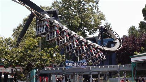 2 injured at great america amusement park