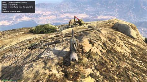 gta v peyote im a bird mount chilliad