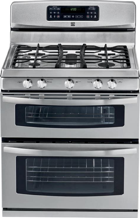 kenmore 78033 5 8 cu ft oven gas range stainless steel sears outlet