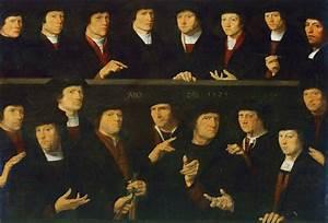 Dirck Jacobsz. - Portrait of a Group of Guardsmen