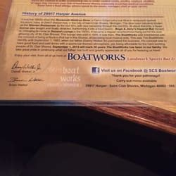 Boat Works Saint Clair Shores by Boat Works Bar Grill 17 Fotos Y 37 Rese 241 As Bares