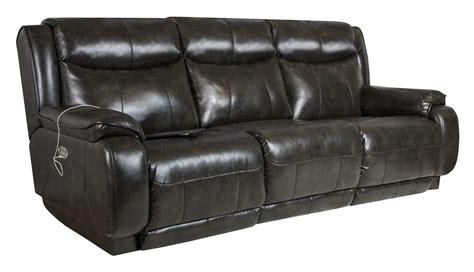 Southern Motion Velocity Reclining Sofa velocity reclining sofa with 3 recliners by southern