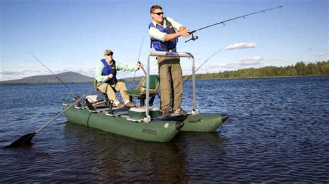 Inflatable Pontoon Boats Youtube by Inflatable Pontoon Fishing Boat 2 Extraordinary Models