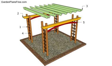 pdf diy build pergola construction build pergola diy 187 woodworktips