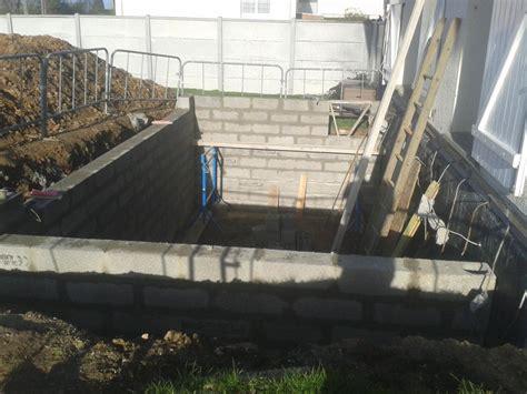 201 l 233 vation des murs du sous sol et application d une 233 tanch 233 239 t 233