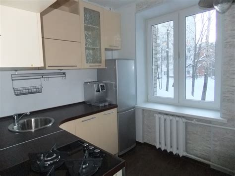 Интерьер кухни в хрущевке 6 кв фото примеров, рекомендации