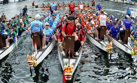 Dragon Boat Festival Sydney by Dragon Boat Races 2017 Sydney Concrete Playground Sydney