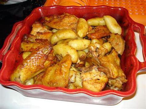 recette de poulet au four 224 portugaise