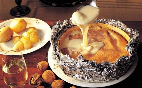 vacherin mont d or au four recettes cuisine fran 231 aise