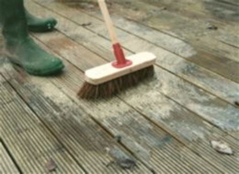 how to clean your decking fix it surrey