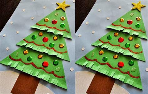 Christmas Tree Crafts For Preschool