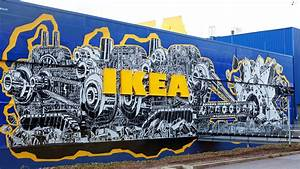 Ikea Südkreuz Berlin : street art wie razorfish eine berliner ikea filiale in ein graffiti paradies verwandelt ~ Markanthonyermac.com Haus und Dekorationen