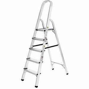 Leiter 3 Stufen : songmics alu klapptritt trittleiter leiter 3 m 5 stufen glt159 ~ Markanthonyermac.com Haus und Dekorationen