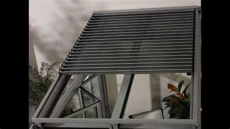 volet de toiture de v 233 randas brise soleil orientable et r 233 tractable store