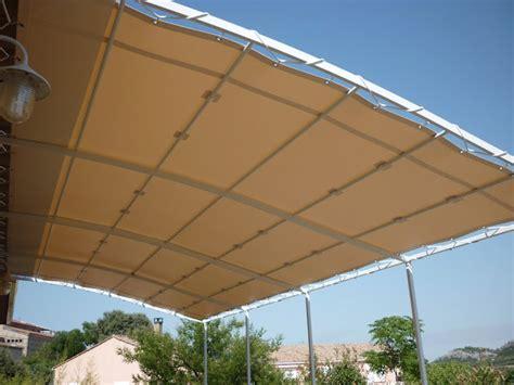 toile 233 tanche pour pergola pr 233 contraint 502 pvc w96 sunworker cristal