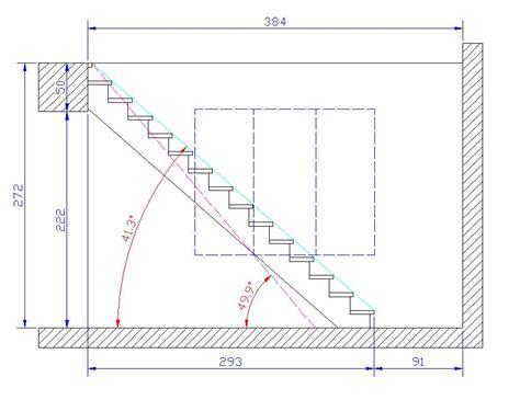 conception d un escalier 224 limon central