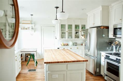 Kitchen Renovation Before And After Dining Room Ideas Wallpaper The Brick Furniture Table Sets On Sale Black Metal Chairs Craigslist Tables Grey And Green North Shore Set