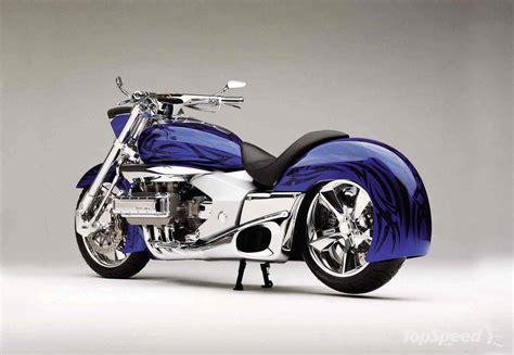 2008 Honda Valkyrie Rune: Pics, Specs And Information