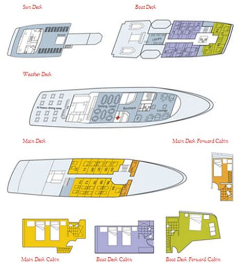 eclipse galapagos yacht deck plan specifications aqua firma