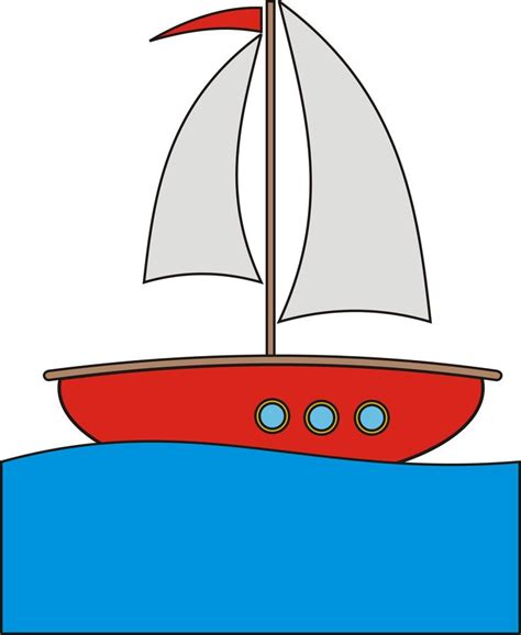Red Boat Clipart by Free Red Boat Cliparts Download Free Clip Art Free Clip