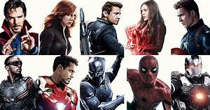 Avengers 3 Cast Haven't Seen the Full Infinity War Script ...