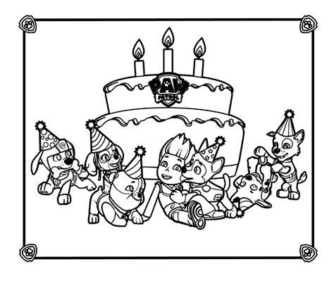 pat patrouille 12 dessins anim 233 s coloriages 224 imprimer