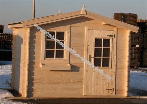 constructeur abri de jardin bois en kit 28mm