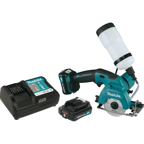 Makita Tile Saw Cordless by Milwaukee M12 Fuel 12 Volt Lithium Ion 5 3 8 In Cordless